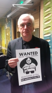 John McDonnell MP backs the #Sisinotwelcome campaign